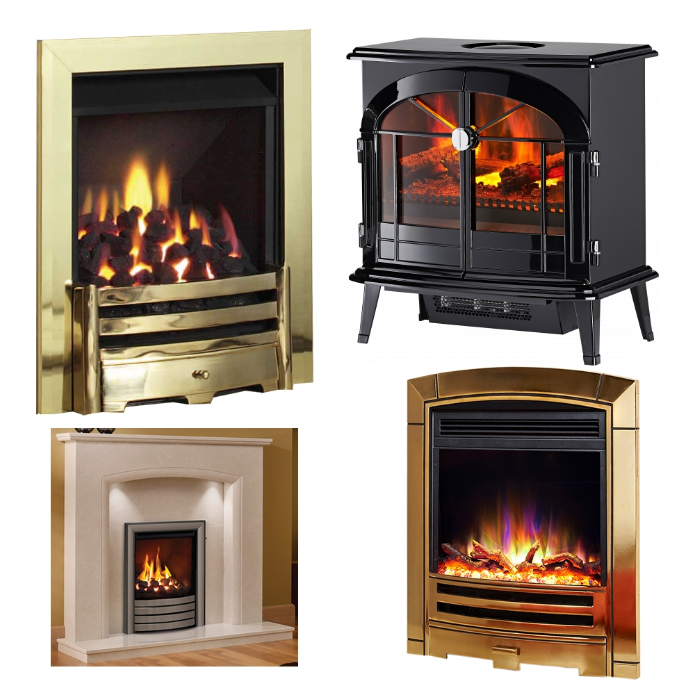 Fires, Stoves & Surrounds