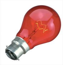 Baxi Lamp 60 Watt - Red 042261