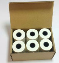 Testo Printer Paper Long Life ( Box Of 6 Rolls)