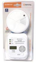 Smoke Alarm & CO2 Alarm Kit
