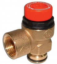 Baxi 3 Bar Safety Valve 248056ALT