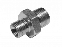 "3/8"" X 1/4"" Oil Line Adaptor Nipple PA-300202"