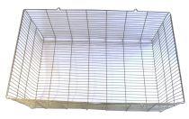 Rectangular guard Zinc plated Terminal Guard 22 X 14 X 8 Inch
