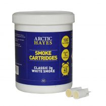 Hayes Classic 3 - 100 X 3 Grm Grey Smoke Pellets 333003B