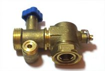 Ariston Isolating Valve 3/4 Inch(Central Heating Flow- 998407