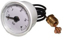 Ferroli Pressure Gauge 39806330 Screw Type