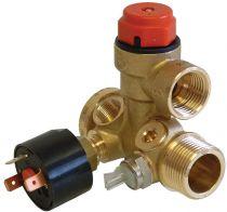 Ferroli Pressure Relief Valve And Manifold 39813030