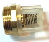 Baxi Hydraulic Venturi Assembly 248051