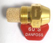 Danfoss 0.60 x 60 S nozzle 030F6912