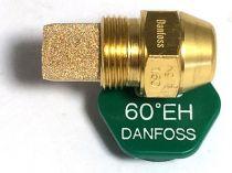 Danfoss 0.45 x 60 EH nozzle 030H6306