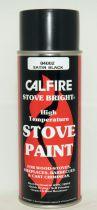 Calfire Stove/Coal Paint Matt Black