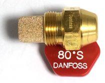 Danfoss 0.60 x 80 S nozzle 030F8912