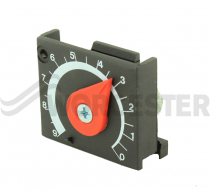 Worcester Air Control Indicator Assembly 87161427600