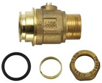 Worcester 22mm Isolating Valve 87161480060