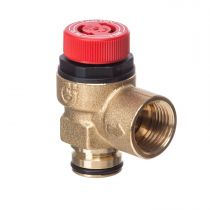 Altecnic Safety Relief Valve Series 312 Pushfit x F Connections A312401CST