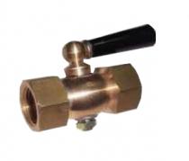 "Proline Pro-Gauge Brass Gauge Cock 3/8"""