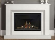 "Elgin And Hall 52"" XL Cassius Marb 950 Fireplace"