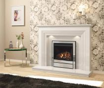 Elgin and Hall Vitalia Surround In Grey With Lights Standard Lipped