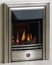 Valor Dimension Led Classica Electric Fire - Pewter 143270PR