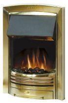 Dimplex Adagio Electric Inset Fire Brass ADG20BR