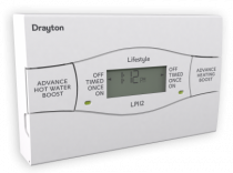 Drayton Electronic Programmer 24 Hour 2 On/Off LP112