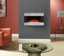 Glaston Black With Optional Stainless Steel Panels 503-R