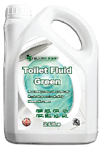 Toilet Fluid Green 2Ltr