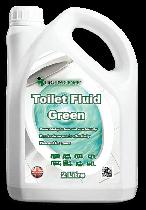 Toilet Fluid Green 2Ltr