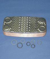 Morco DHW Heat Exchanger inc seals MCB2160