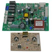 Morco Main P.C.B & Display P.C.B MCB3001