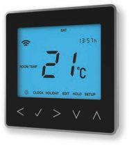 HeatMat Heatmiser Neostat-E Sapphire Black HMNEOSTAT-E BLK