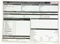 Regin Oil Firing Service & Comm Report REGPO11