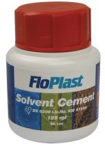 Floplast 125ml Solvent Cement SC125