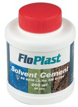Floplast 250ml Solvent Cement SC250