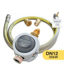 35KW 1.2 Mtr Test point hose with 15mm and 22mm compression fittings UUCSR458TPHK