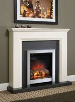 Be Modern Westcroft 46'' Electric Fireplace 136697