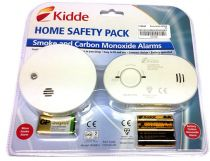 Smoke & Carbon Monoxide Alarm Twin Pack