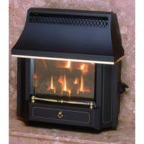 Valor Black Beauty Gas Fire Slimline 0534101