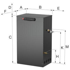 Flexfiller Standard 250D Twin Pump Floor Standing FC FILL 250D 17398