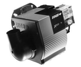 Eogb X500 Oil Burner  34 - 62 Kw E32-200-102-300-00 240V